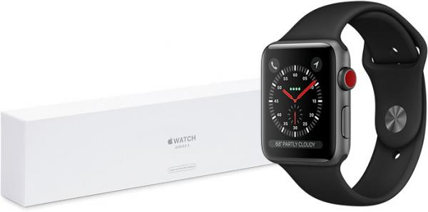 photo image Apple Begins Selling Refurbished Apple Watch Series 3 Models With LTE