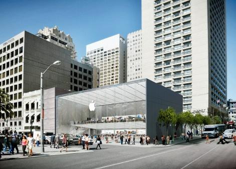 Apple to Relocate Flagship San&hellip;
