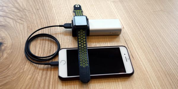 photo image Best portable Apple Watch chargers for travel