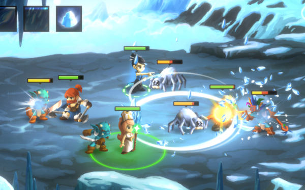 photo image Best New iPhone Games on Our Forums: 'Battleheart 2', 'Trism II', 'MagiCats Builder', 'Star Ocean' and TONS More
