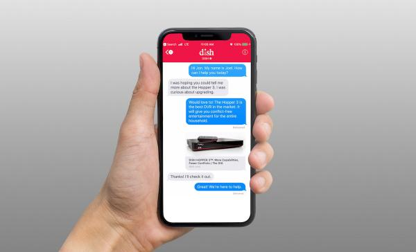 Apple Business Chat Expands to Dish…