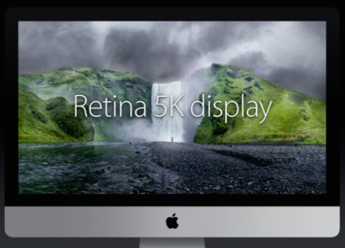 Apple announces 27″ iMac with Retina 5K display