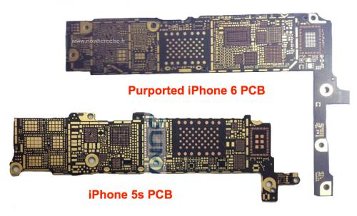 Claimed circuit board hints at…