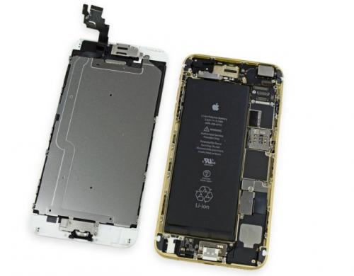 Peek inside the iPhone 6 with…