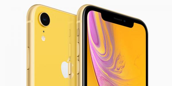 photo image iPhone XR delay likely down to notch problems, but can only work in Apple's favor