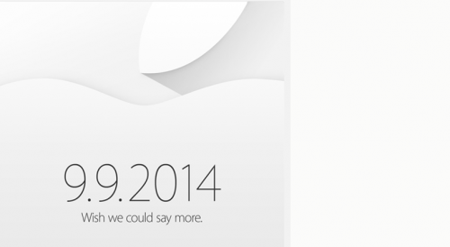 The bar is high for Apple's Sept. 9…