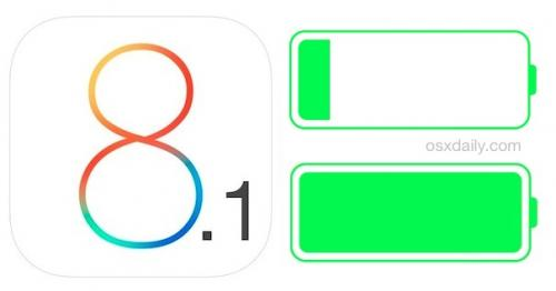Did iOS 8.1 Reduce Your Battery Life? This May Help