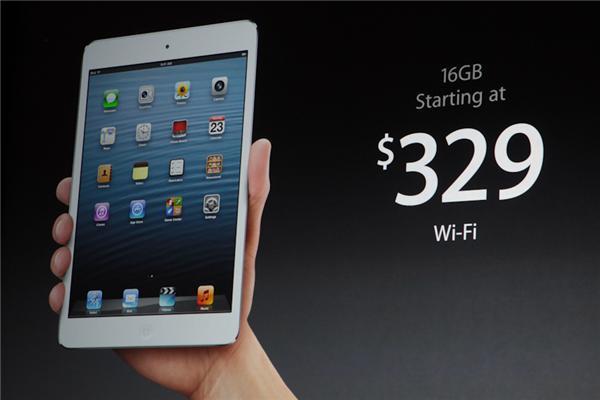 Apple Doubles iPad Mini Display Orders