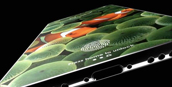 New iPhone 8 concept video imagines bezel-less display, in-screen Touch ID & front camera, more