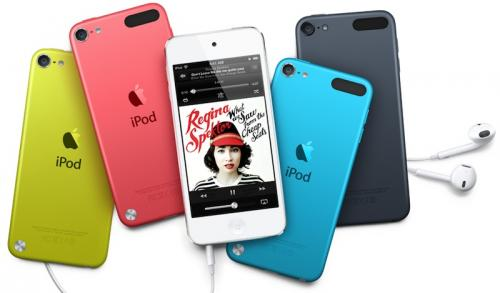 photo image Apple Reaches Milestone of 100 Million iPod Touch Units Sold