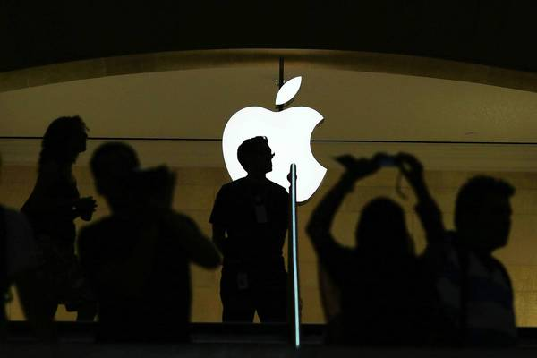 Apple takes investors on a wild ride