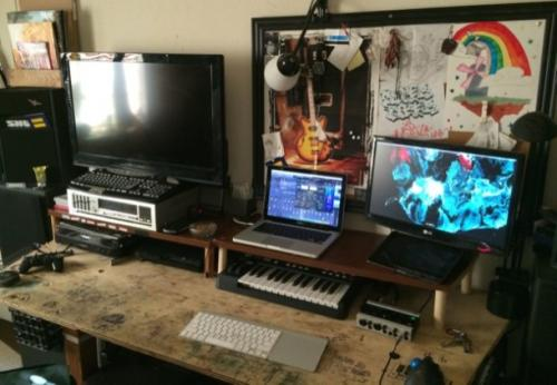 Mac Setup: The MacBook Pro Desk of an Audio Engineer & Student