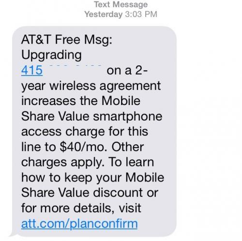 AT&T quietly jacks up monthly…