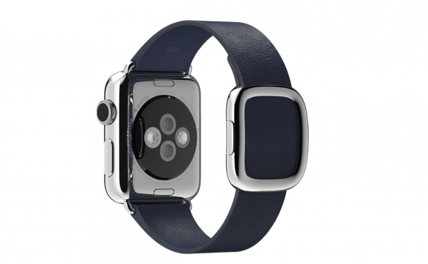 photo image Apple quietly discontinues Modern Buckle band, first of the original Apple Watch styles to disappear