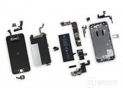 iPhone 6 teardown reveals…