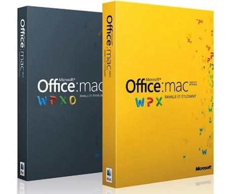 New Microsoft Office for Mac…