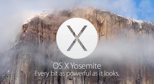 OS X Yosemite Public Beta Now…