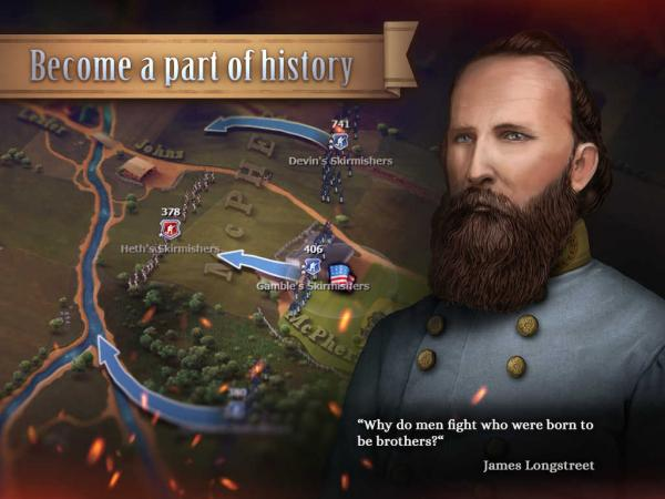 Apple Pulls Seemingly All American Civil War Games From the App Store Because of the Confederate Flag