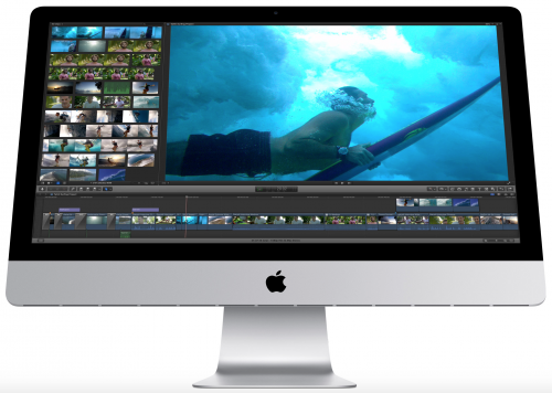 Retina iMacs with OS X Yosemite in late…