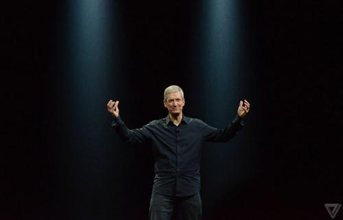 Meet the new Apple