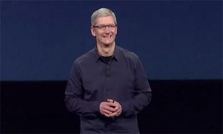 photo image Tim Cook will headline All Things D conference next month
