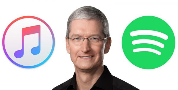 photo image Apple CEO Tim Cook on Apple Music: 'We Worry About the Humanity Being Drained Out of Music'