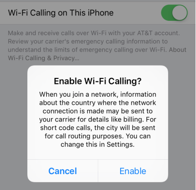 AT&T gets FCC waiver to begin offering Wi-Fi Calling