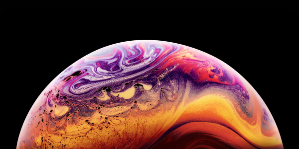 photo of Download the wallpaper from the leaked iPhone XS image right here image