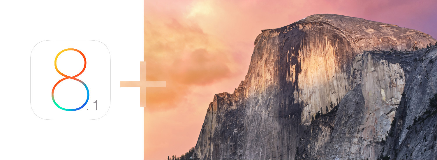 What Photographers Need to Know About iOS 8.1 and Yosemite
