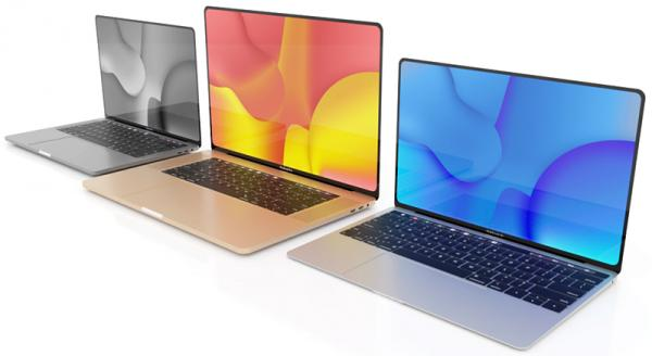 Reliable Leaker Suggests Redesigned MacBooks in 2021 Will Include Both Apple Silicon and Intel Models