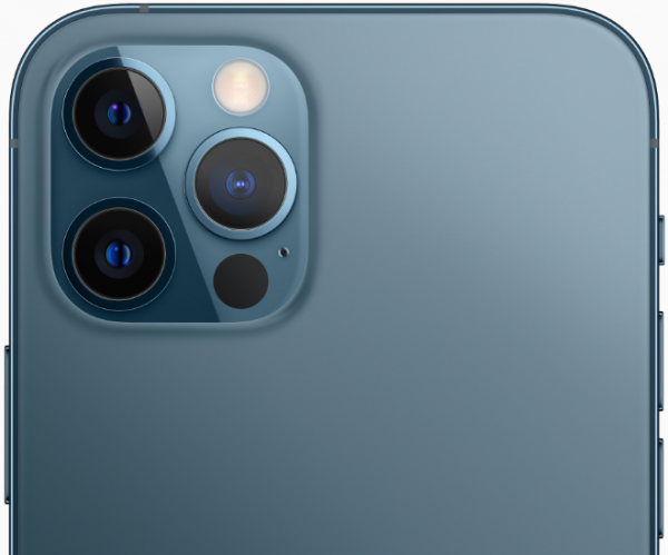 photo of Apple: Only iPhone 12 Pro's video camera lets you make movies like the movies image