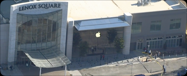 photo of Argument leads to shooting at Apple Store in Atlanta's Lenox Square Mall image