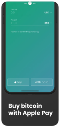 photo of Bitcoin can now be purchased with Apple Pay via Lumi Wallet app image