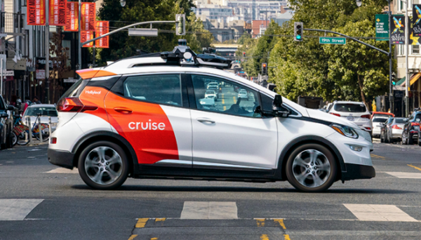 photo of Microsoft partners with GM's Cruise on self-driving electric cars image