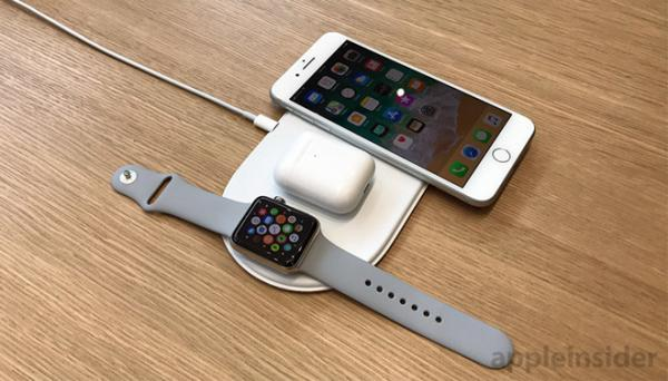 Apple's AirPower charging mat may not be…