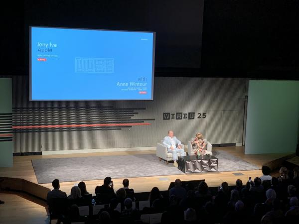 photo of Jony Ive says Apple has 'energy and vitality' and he is nowhere close to done image