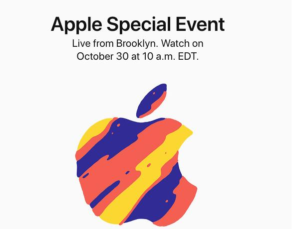 photo of Mac and iPad Pro 'There's more in the making' event page updated with stream info, graphics image