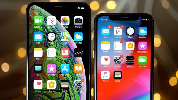 One month later: iPhone XS against the iPhone X in the real world