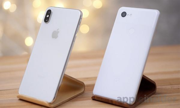 Apple's iPhone XS Max smashes Google's Pixel 3 in benchmark testing