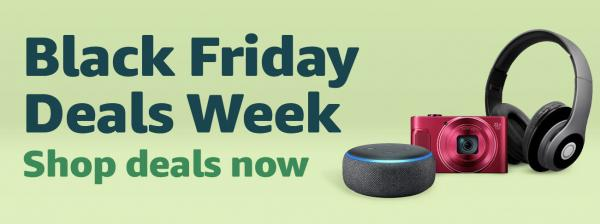 Amazon's Black Friday Deals Week delivers the lowest prices on HDTVs, Echo devices, Cloud Cams & more