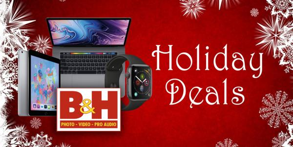 photo image B&H Holiday Apple Sale: $130-$150 off 2018 MacBook Airs; 13