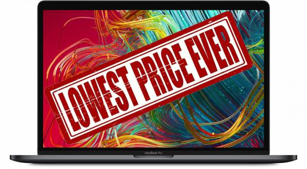 photo of Apple's quad-core 13-inch MacBook Pro with 512GB SSD drops to $1,499 at Amazon, the lowest price ever image