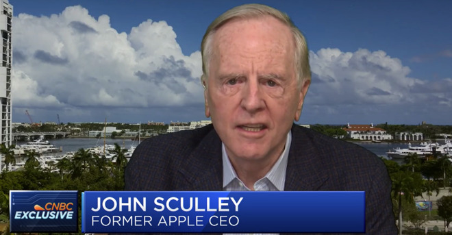 photo image Apple will disrupt healthcare like the iPhone did to the mobile industry, says John Sculley