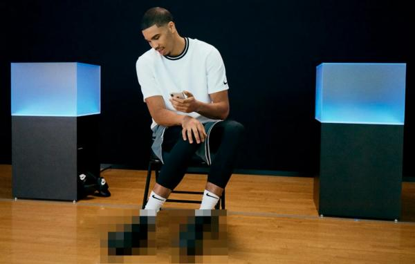 photo of Nike teases Tuesday reveal of new iPhone-controlled self-lacing sneakers image