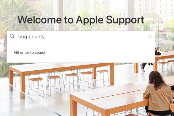 photo of Apple's crippled bug bounty program makes us all less safe online image