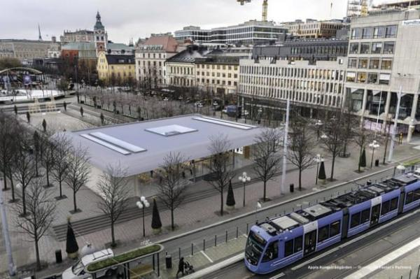 photo of Apple looks to offload property for Stockholm store blocked by popular resistance image