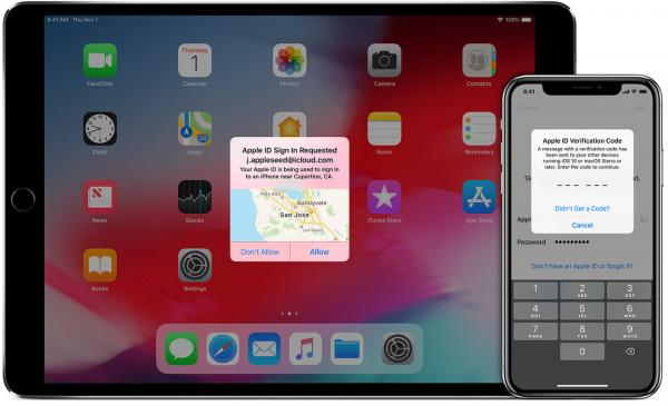 photo of Apple being sued because two-factor authentication on an iPhone or Mac takes too much time image
