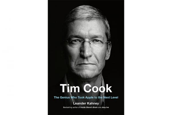 photo of Q&A with 'Tim Cook: The Genius Who Took Apple to the Next Level' author Leander Kahney image