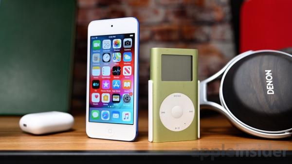 Review: iPod touch is exactly what it…