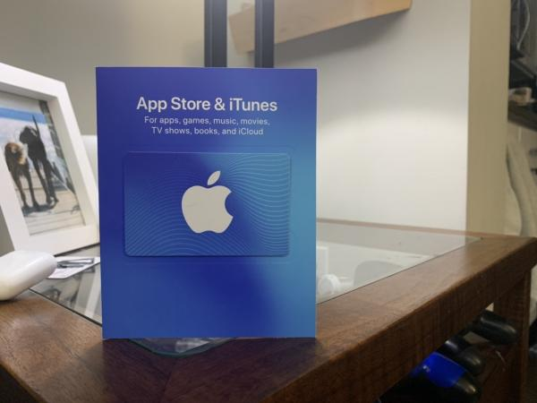 Apple now warns customers App Store gift…